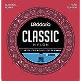 D'Addario EJ27N - Cuerdas de nailon para guitarra clásica