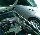 Front Hood Bonnet Lifter Gas Struts Nissan Navara