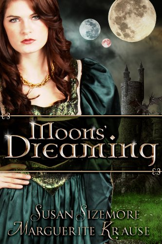Book: Moons' Dreaming (Children of the Rock) by Marguerite Krause and Susan Sizemore