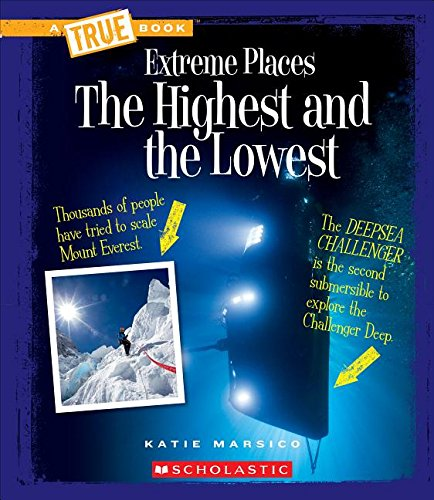 Download The Highest and the Lowest (True Bookextreme Places) pdf epub