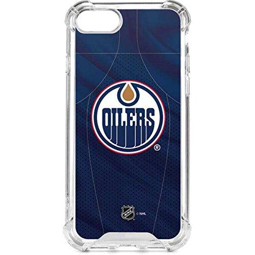 - Edmonton Oilers iPhone 8 Case - Edmonton Oilers Home Jersey   NHL & Skinit LeNu Case