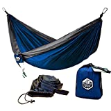 Greenlight Outdoor Double Camping Hammock with Tree