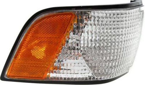 CPP Passenger Side DOT/SAE Compliant Corner Light for 91-96 Buick Century -
