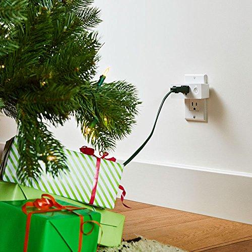 Wemo Mini Smart Plug, Wi-Fi Enabled,