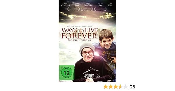 Ways to live forever - Wie man unsterblich wird Alemania DVD ...