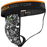 Shock Doctor Athletic Supporter Jock w/ Aircore Protective Cup, Youth & Adult