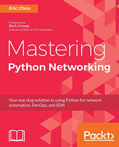 35 best network security books of all time bookauthority book cover of eric chou mastering python networking your one stop solution to using fandeluxe Gallery