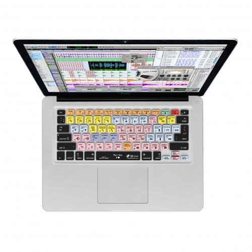 Y Pro Tools Keyboard Cover for MacBook (PT-M-CC-2) (Best Daw For Macbook Pro)