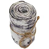 Darice 1186-16 Birch Paper Garland for Craftwork, 3 by 84-Inch