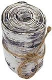Birch Best Deals - Darice 1186-16 Birch Paper Garland for Craftwork, 3 by 84-Inch