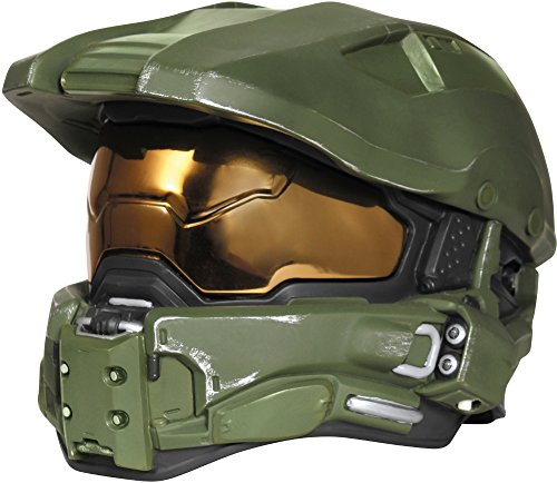 Master Chief Child Light-Up Deluxe (Halo Helmet For Sale)
