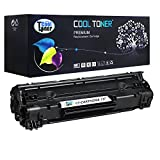 Cool Toner 1 Pack 2,400 Pages Compatible Canon 137 Canon Cartridge 137 Toner Cartridge Replacement For Canon imageCLASS MF212w Canon imageCLASS MF216n imageCLASS MF227dw Canon imageCLASS MF229dw