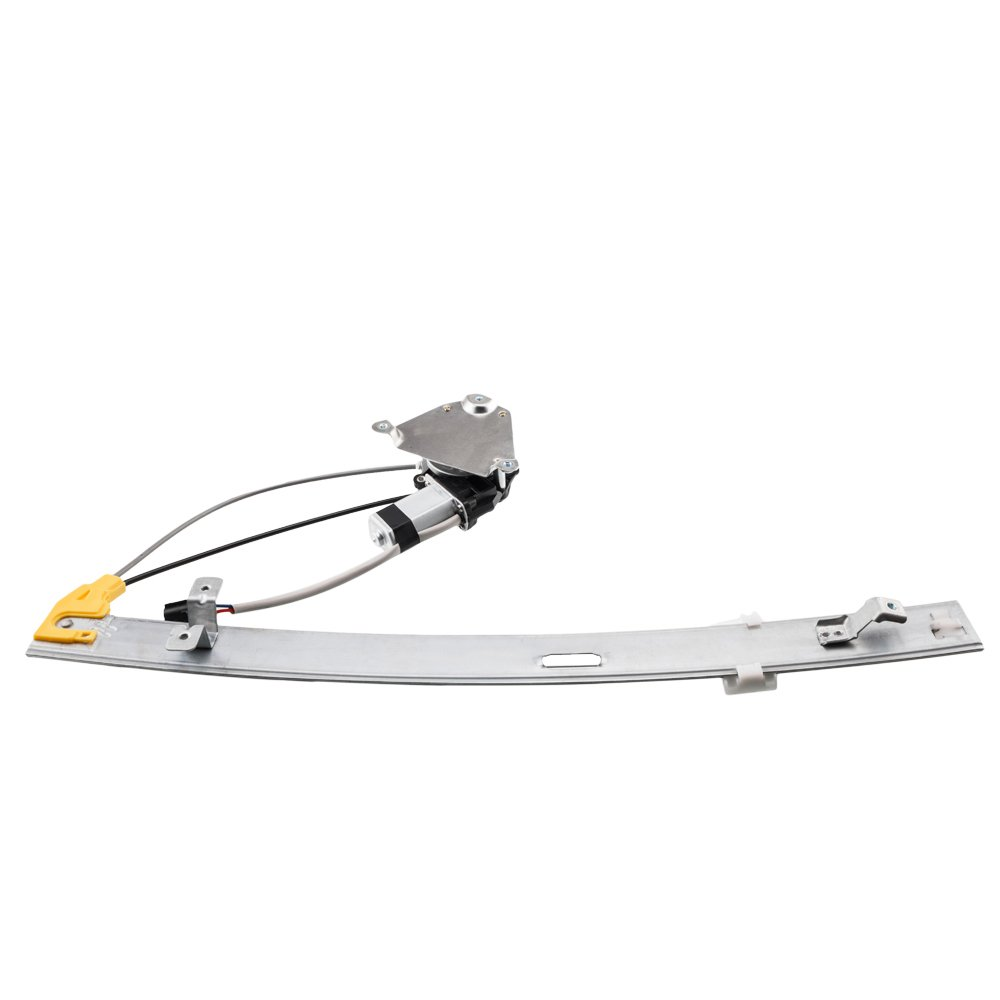 Rear Left Driver Side Replacement Power Window Regulator with Motor Assembly for 2002 2003 2004 2005 2006 2007 2007 Jeep Liberty by MILLION PARTS