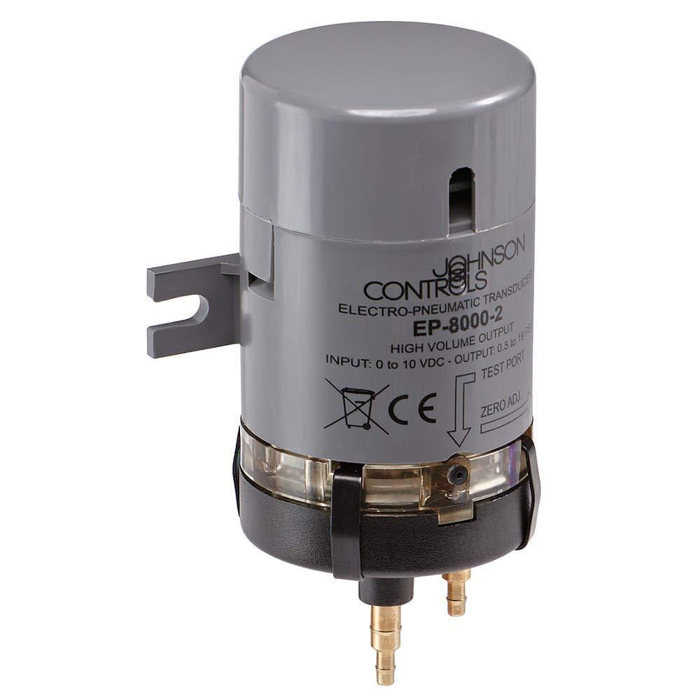 Johnson Controls EP-8000-4 Transducer, 4-20 mA, High Volume by Johnson Controls