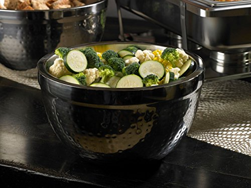 Artisan Insulated, Double-Wall Stainless Steel Serving Bowl, 8-Quart Capacity by Artisan (Image #3)
