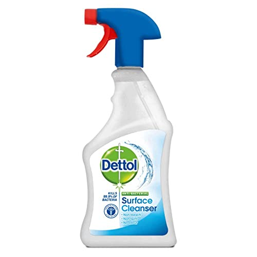 Dettol Antibacterial Surface Cleaning Spray, 750 ml