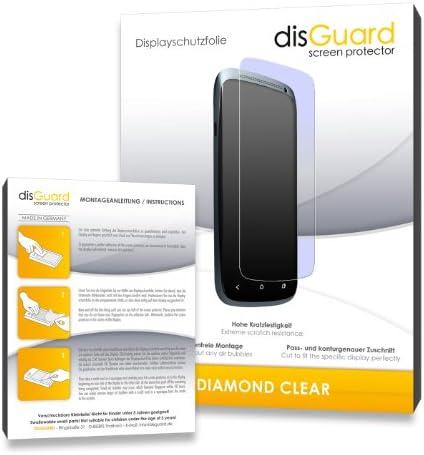 disGuard Displayschutzfolie für Eagle CUDA 242 Echolot – Premium QUALITÄT