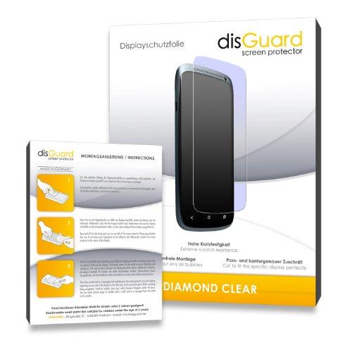 disGuard Displayschutzfolie für Humminbird Matrix 12Made in Germany, 2 x Diamond Clear - 2 x disGuard Diamond Clear