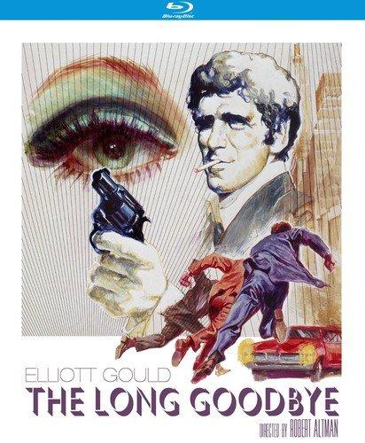 The Long Goodbye (1973) [Blu-ray] Nina van Pallandt Sterling Hayden Henry Gibson Mark Rydell