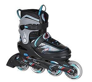 Inline Skate Jugend Gr. 35-39 blau (blau)