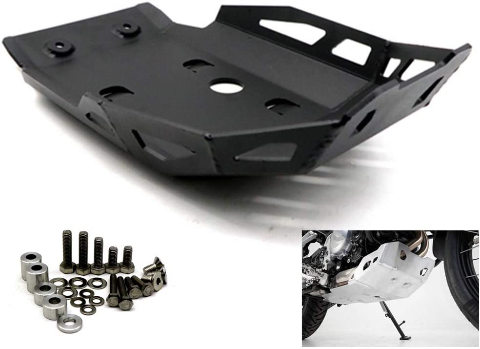 MeterMall Engine Guard Motorcycle Modified Engine Chassis Protection Cover for BMW F750GS F850GS ADV