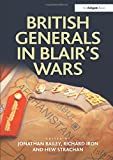 Book cover for British Generals in Blair's Wars