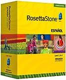 Rosetta Stone Homeschool Spanish (Latin America) Level 1-3 Set including Audio Companion