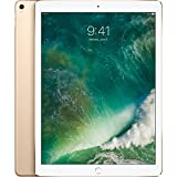 "Apple iPad Pro 2nd 12.9"" with ( Wi-Fi + Cellular ) 2017 Model, 512GB, GOLD (Certified Refurbished)"