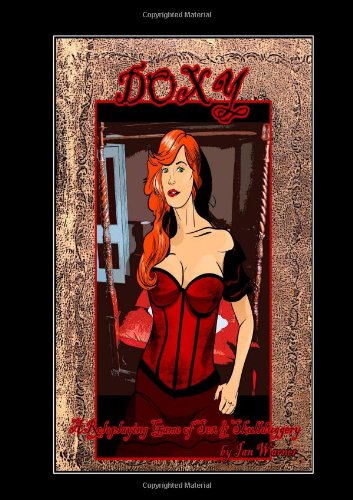 Doxy Roleplaying Game Sex Skulduggery product image
