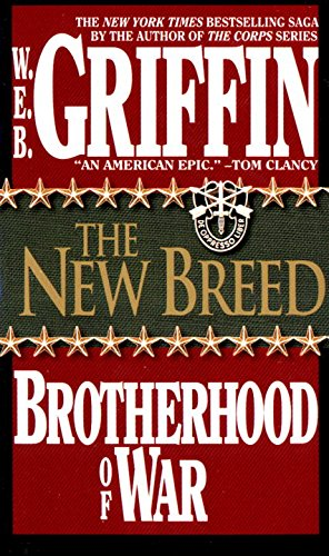 The New Breed by W. E. B. Griffin