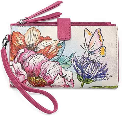 fa41be44bcc7 Shopping Multi or Reds - Leather - Wristlets - Handbags & Wallets ...