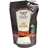 THM Non-GMO Just Gelatin (100% Organic Beef) Unflavored 1 Pound