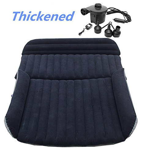 Berocia Air Mattress Car Bed with Pump