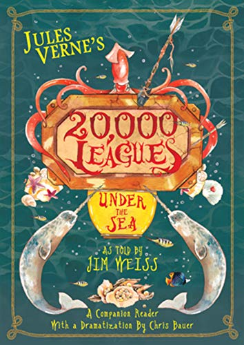 Jules Verne's 20,000 Leagues Under the Sea: A Companion Reader with a Dramatization - Chris Classic Boats Craft
