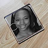 MONIQUE COLEMAN - Original Art Coaster #js001