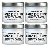 Hanz de Fuko Gravity Paste, 2 oz. (4 pack)