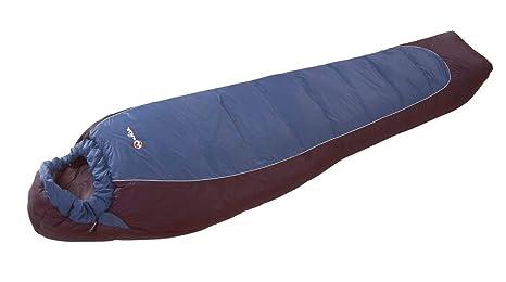 Wilsa Outdoor – Saco de Dormir de expedición Gran frío Tipo Momia 215 x 80 x