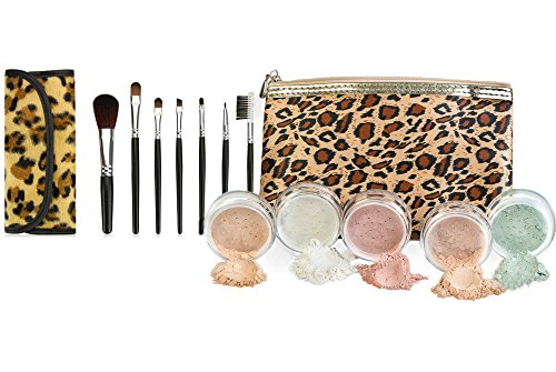 leopard-kit-w-brush-bag-set-mineral-makeup-bare-face-sheer-powder-matte-foundation-cover-by-sweet-fa