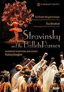 Strawinsky und die Ballets Russes - Der Feuervogel & Le sacre du printemps [Reino Unido] [HD DVD]