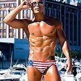 Gary Majdell Sport Men's USA Flag Stars Hot Body