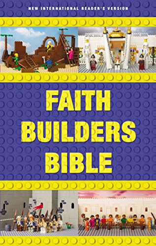 NIrV, Faith Builders Bible, Hardcover