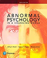 Abnormal Psychology in a Changing World, 10th Edition Front Cover