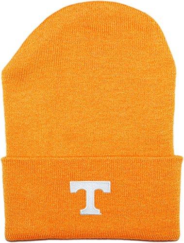 Logo Knit Cap - Creative Knitwear University of Tennessee Vols Newborn Knit Cap