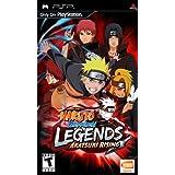 NARUTO Shippuden: Legends: Akatsuki Rising - Sony PSP
