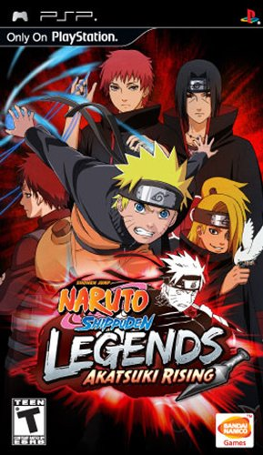 Naruto Shippuden Legends Akats : Psp: Amazon.es: Música