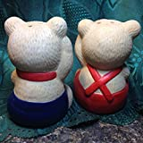 Cute Teddy Bear Salt and Pepper Shakers,