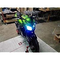 easyelettronica® Kit LED CREE Moto lámparas H7para Kawasak