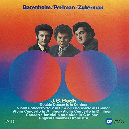 Bach Concertos Js (Bach, JS: Violin Concertos & Double Concertos (2CD))