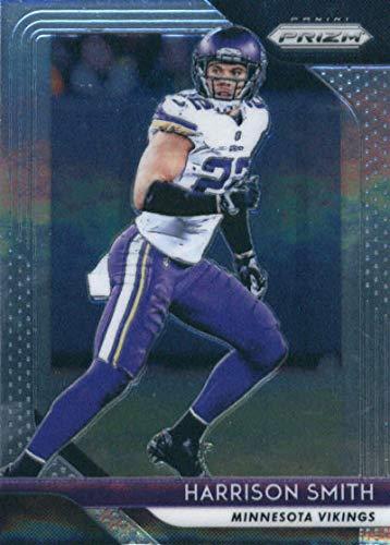 2018 Panini Prizm #82 Harrison Smith Minnesota Vikings Football Card