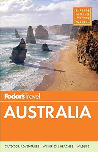 Fodor's Australia (Full-color Travel Guide) (Home Melbourne Stores)